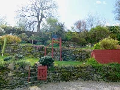 Garden | Four Seasons, Cowan Head, near Staveley and Kendal