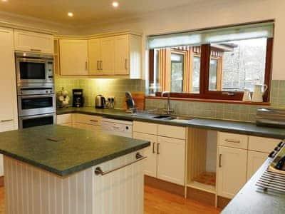 Kitchen | Alltan, Brodick, Isle of Arran