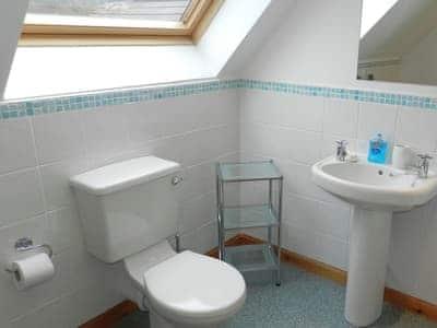 En-suite | Alltan, Brodick, Isle of Arran
