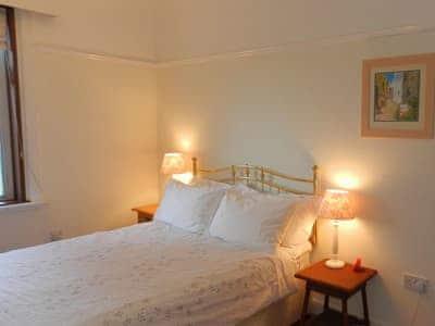 Double bedroom | Ardbeag, Whiting Bay, Isle of Arran