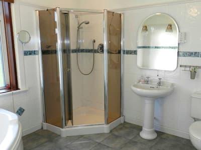 Bathroom | Ardbeag, Whiting Bay, Isle of Arran