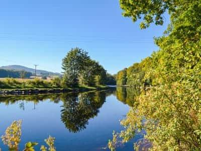 River Earn Crieff