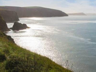 Teifi Estuary at St. Dogmaels | Tawelwch, St Dogmaels