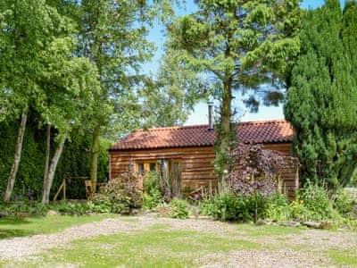 Lovely detached lodge | Brandy Lodge, Newsham, near Richmond