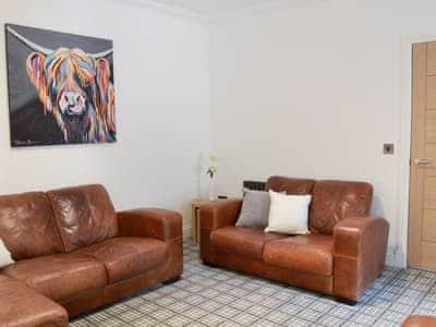 Comfortable living room | Seafield Street, Cullen, near Buckie