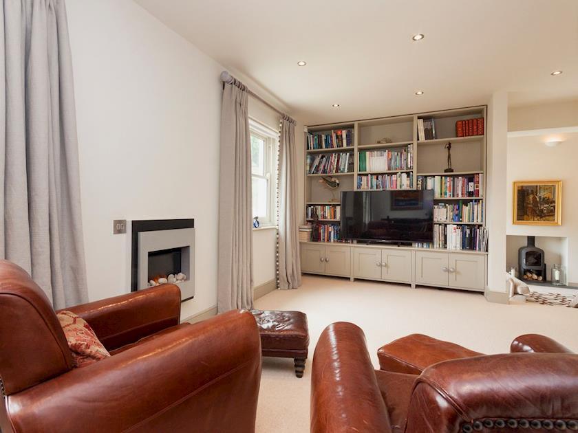 Snug/TV room | Rew Orchard, Salcombe