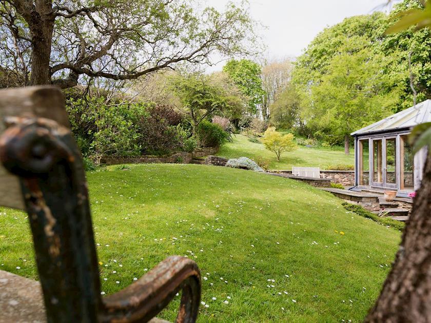 Impressive, large garden | Rew Orchard, Salcombe