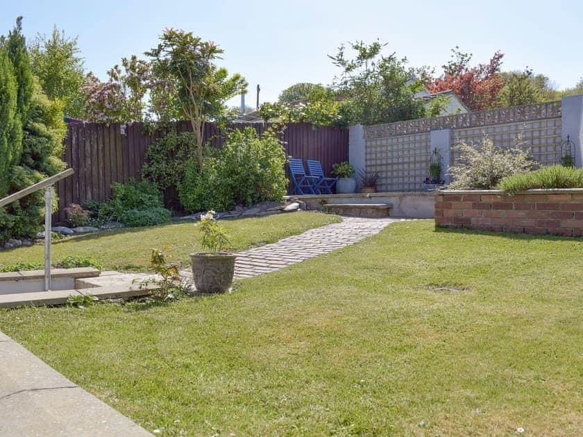 Attractive rear garden | Tawelwch, St Dogmaels