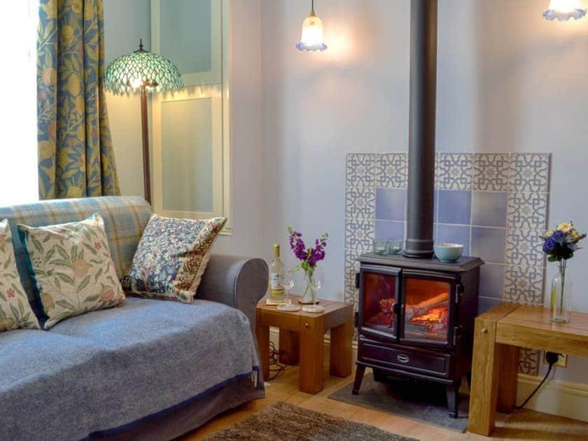 Well presented, comfortable living room | Larkspur, St Leonards-on-Sea, near Hastings