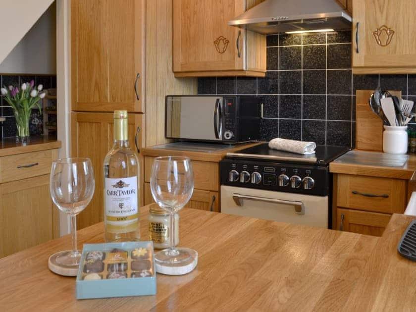 Delightful kitchen | Larkspur, St Leonards-on-Sea, near Hastings