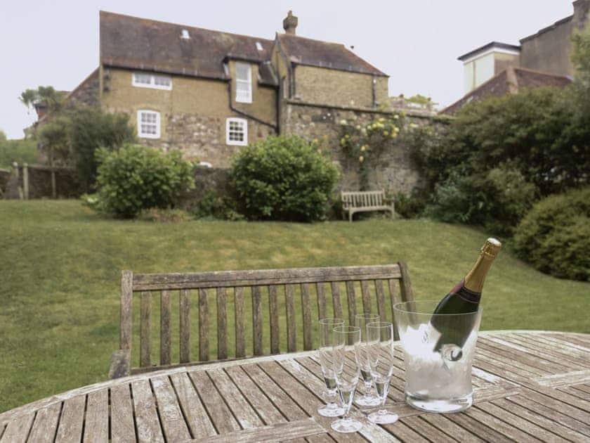 Outdoor furniture within garden   Westbrook - Brook House, Brook