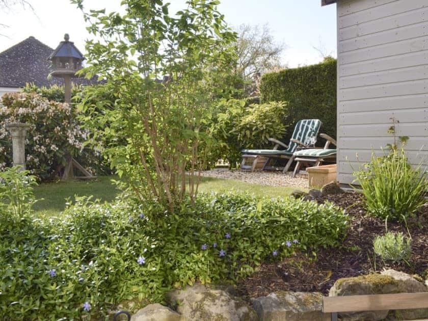 Lovely garden   The Studio - Knowle Lodge, Cuckfield, near Haywards Heath