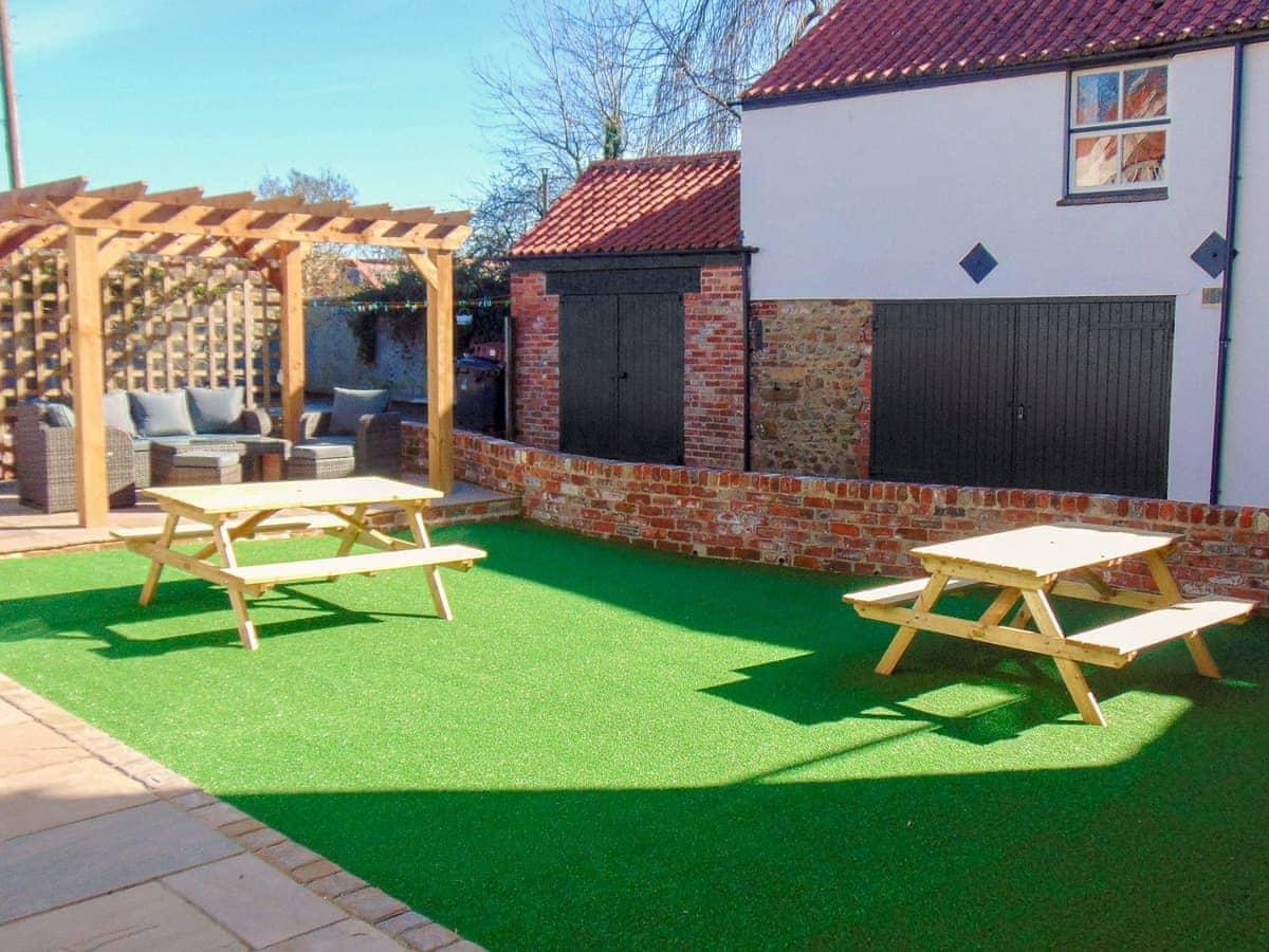 ... Rear Garden Area | Durham House, Sedgefield, Near Durham ...