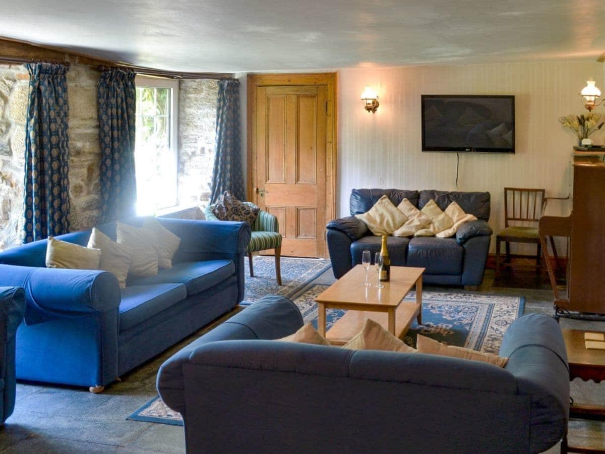 ... Living Room   Carneadon Farmhouse, St Thomas, Near Launceston ... Part 63