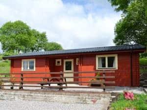 Cruachan Log Cabin