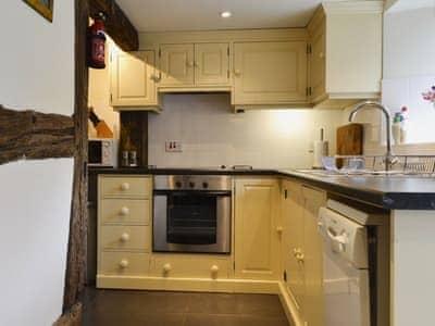 Kitchen and dining area | Appletree Cottage, Presteigne, near Powys