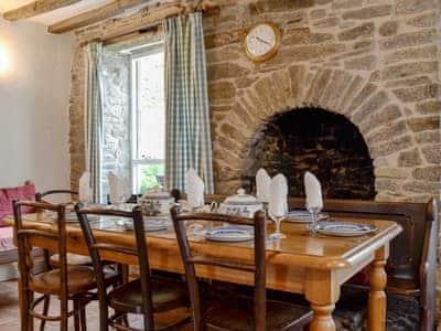 Charming dining area | Appletree House, Presteigne