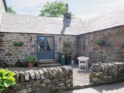 Exterior | Ampherlaw Cottage, near Lanark