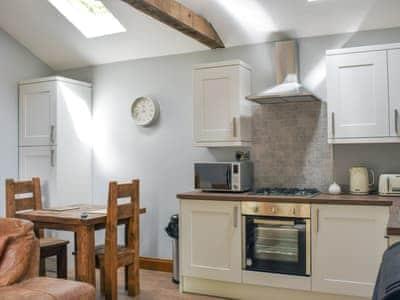 Well presented open plan living space | Brandy Lodge, Newsham, near Richmond