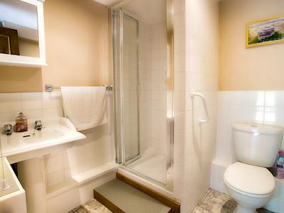 Shower room | Rose Cottage, Thorpe Bassett near Malton