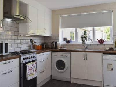 Kitchen    Kannier Cottage, St Monans, near Anstruther