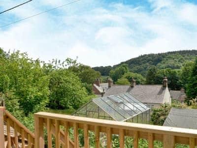 Wonderful views towards the Eden Valley | Whirligig Cottage, Armathwaite, near Penrith
