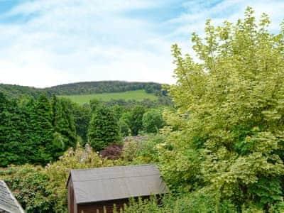 Wonderful views towards the Eden Valley   Whirligig Cottage, Armathwaite, near Penrith