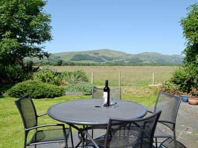 Wonderful views down the Dysynni Valley   Tyn-Yr-Eithin Cottage, Bryncrug, near Tywyn