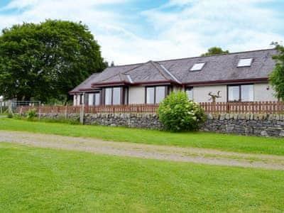 Spacious detached property | Silver Dee, Crossmichael, near Castle Douglas
