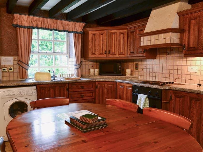 Large, farmhouse-style kitchen/dining room | Timberwick Green - Akeld Manor, Akeld, Wooler