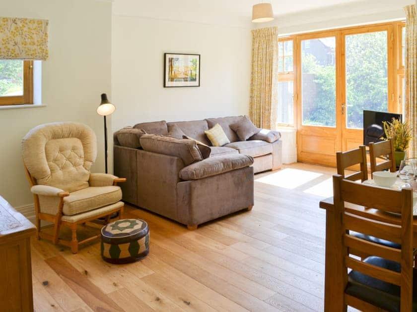 Delightful sunny living area | Three The Boulevard, Sheringham
