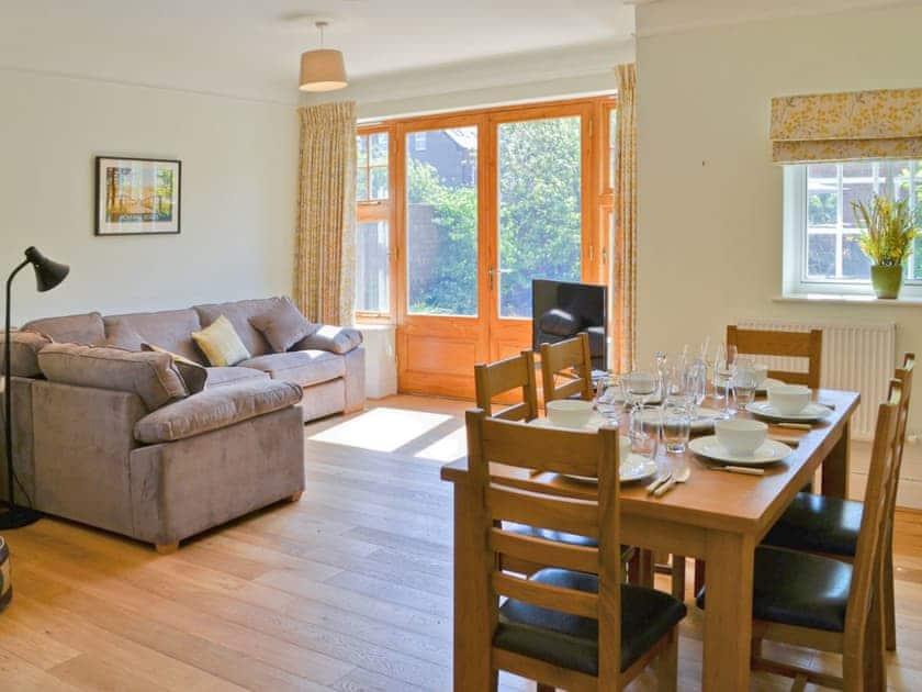 Spacious living/dining room | Three The Boulevard, Sheringham