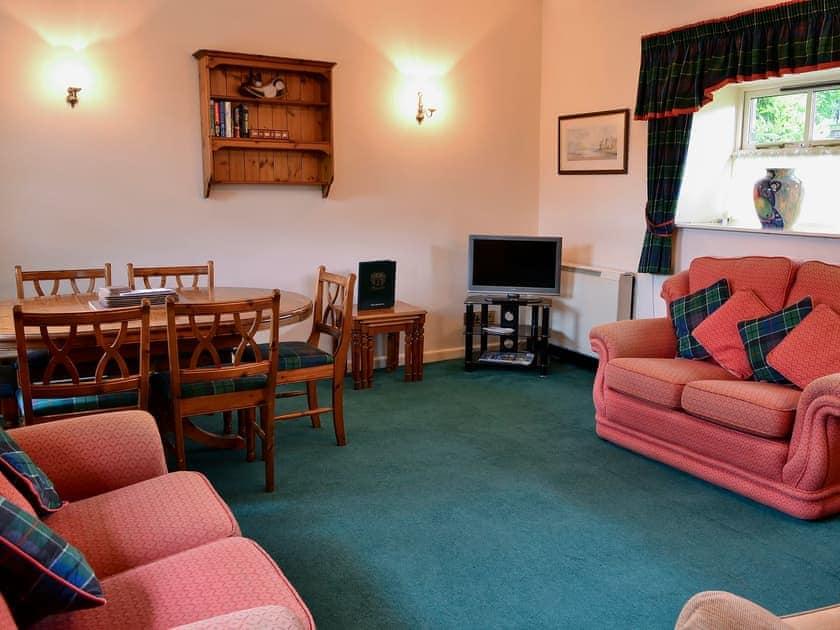 Living room   Bizzie Lizzie Cottage - Akeld Manor, Akeld, Wooler