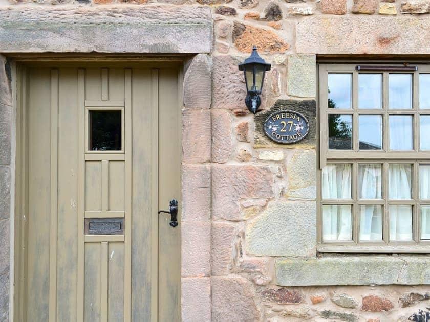 Exterior | Freesia Cottage - Akeld Manor, Akeld, Wooler