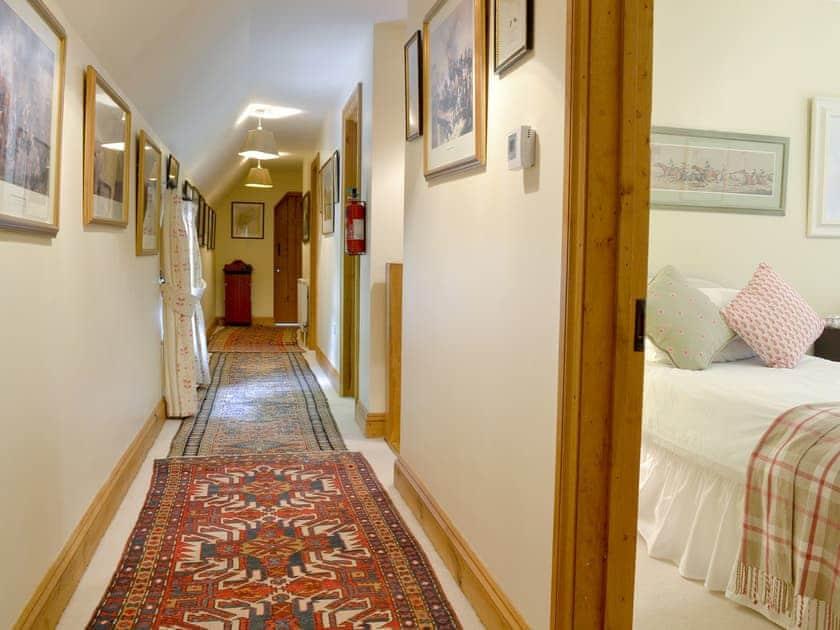Hallway | Mill Farmhouse - Maunsel House Estate Cottages, Bridgwater