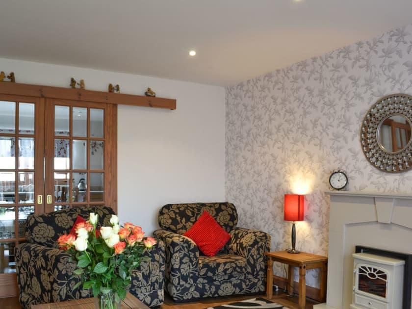Living room | Clunnie Mor - Allt Mor Cottages, Aviemore