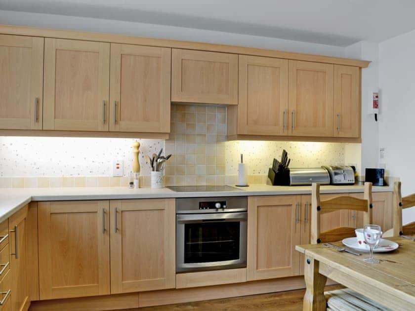 Kitchen/diner | Clunnie Mor - Allt Mor Cottages, Aviemore