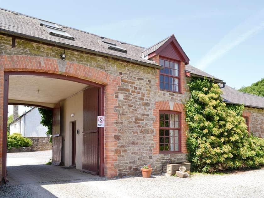 Stowford Lodge Holiday Cottages - Old Nog Cottage