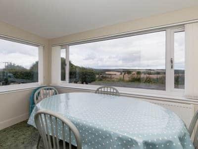 Dining room   The Den at Culross, Culross, near Dunfermline