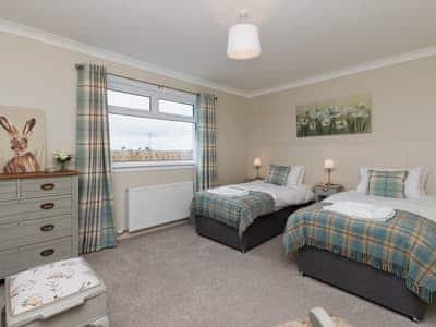 Bedroom | The Den at Culross, Culross, near Dunfermline
