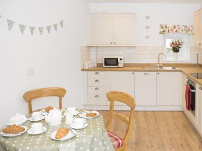 Charming kitchen/ dining room | Campsie Cottage, Ancrum, near Jedburgh