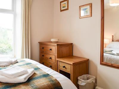 Double bedroom | Pendre, Tregaron