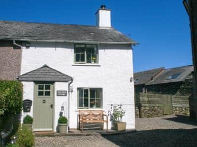 Beautifully presented cottage | Carr Bank Cottage, Gawthwaite, near Ulverston
