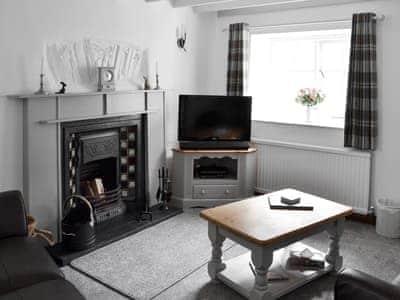 Tastefully furnished lounge | Carr Bank Cottage, Gawthwaite, near Ulverston