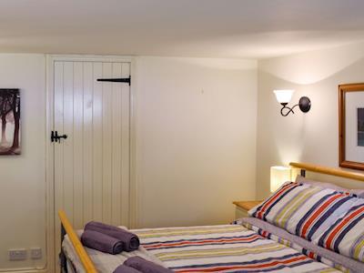 Comfortable double bedroom | Ty Gwyn, Llanellen, near Abergavenny