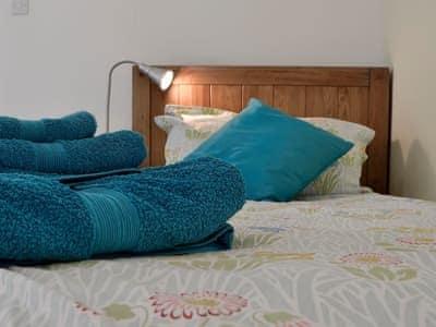 Calming bedroom | Cwmtwrch Cottage, Upper Cwmtwrch, near Ystradgynlais