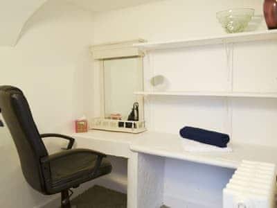 Dressing room   Castlegate Apartment 1, Malton