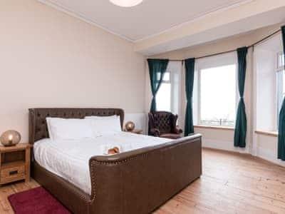 Double bedroom   Pendine Manor, Pendine, near Laugharne