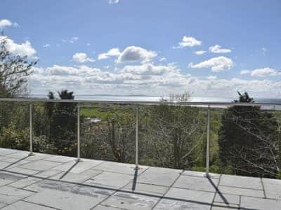Wonderful views   Pendine Manor, Pendine, near Laugharne