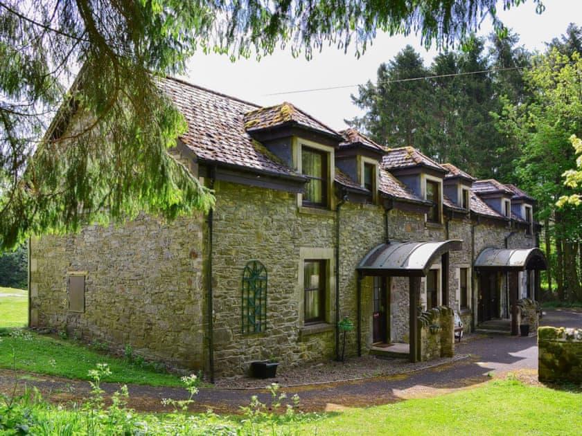 Whitmuir Hall - Dryburgh